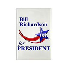 Richardson for President Rectangle Magnet