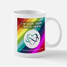 I'M WITH THEM Mug