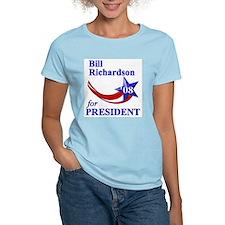 Richardson for President Women's Pink T-Shirt