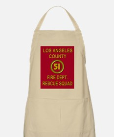Unique Fireman Apron
