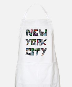 New York City Street Art Apron
