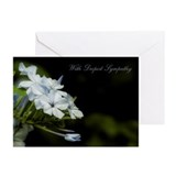 Sympathy Greeting Cards (10 Pack)
