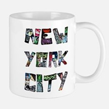 New York City Street Art Mugs