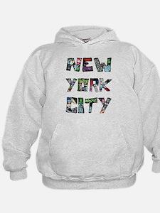 New York City Street Art Hoodie