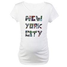 New York City Street Art Shirt