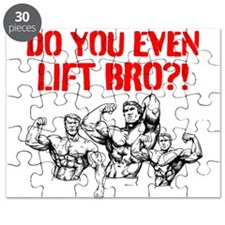 Do You Even Lift Bro?! Puzzle