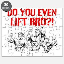 Do You Even Lift Bro?! Puzzle