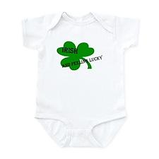Irish & Feeling Lucky Infant Bodysuit