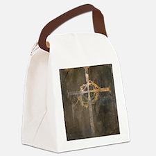 """Crux"" Cross Canvas Lunch Bag"