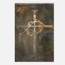 """""""Crux"""" Cross Postcards (Package of 8)"""