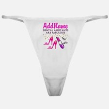 SUPER DENTAL ASST Classic Thong