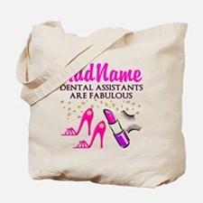 SUPER DENTAL ASST Tote Bag