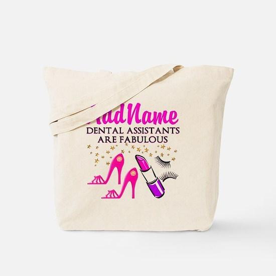 SUPER DENTAL ASST Tote Bag