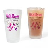 Dental assistant Pint Glasses