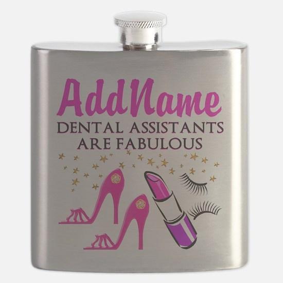 SUPER DENTAL ASST Flask