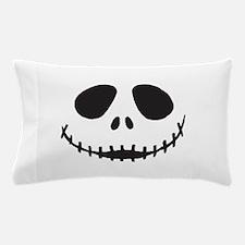 Creepy Smiling Face Pillow Case