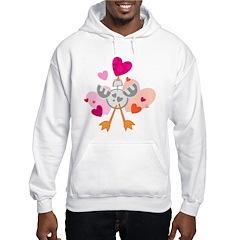 Love Chicken Hoodie