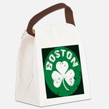 443 Boston Canvas Lunch Bag