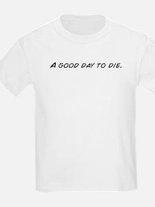 Unique Die T-Shirt