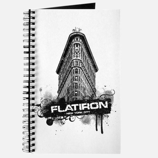 Flatiron Building New York Journal