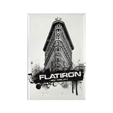 Flatiron Building New York Magnets