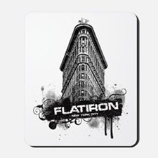 Flatiron Building New York Mousepad