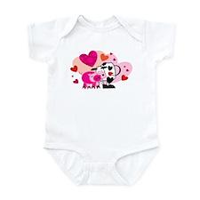 Cow & Pig Infant Bodysuit