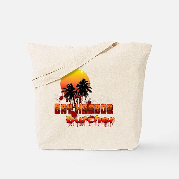 Dexter ShowTime Bay Harbor Butcher Palm T Tote Bag