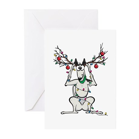 Reindeer Wannabe Greeting Cards (Pk of 20)