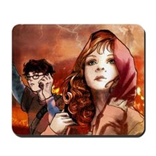 TMI:Shadowhunter(S) - Mousepad