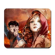 TMI:Shadowhunter(S) - Mousepad