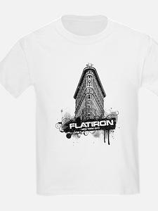 Flatiron Building New York T-Shirt