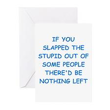 stupid Greeting Cards