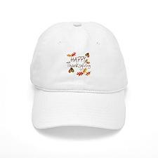 Happy Thanksgiving Baseball Cap