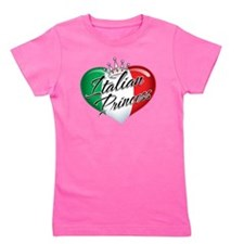 CP1013-Italian Princess Girl's Tee