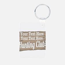 Vintage Hunting Club Keychains