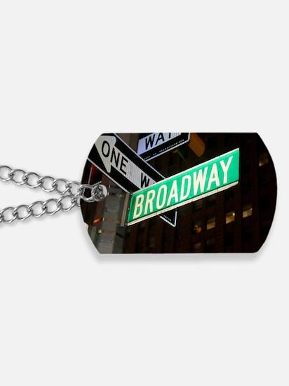 broadway3 Dog Tags