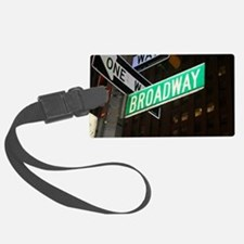 broadway3 Luggage Tag