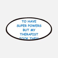 super powers Patches