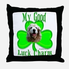 Cocker Irish 1 Throw Pillow