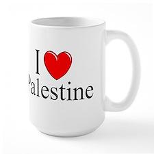 """""""I Love Palestine"""" Mug"""