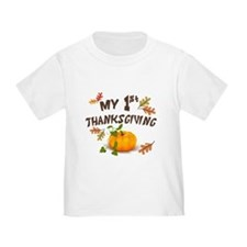 My 1st Thanksgiving T