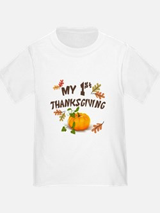 My 1st Thanksgiving T