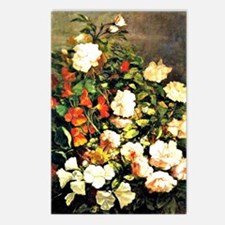 Boudin: Spray of Flowers, Postcards (Package of 8)
