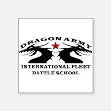 Dragon Army Sticker