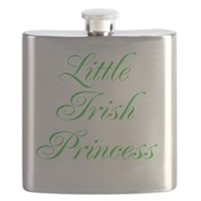 Little Irish Princess Flask