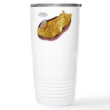 Pacific Sea Lemon Travel Mug