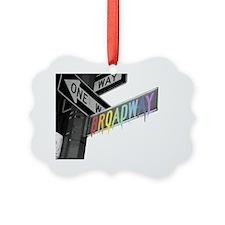 broadway45 Ornament