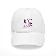 Real Girls Rescue Pitbulls Baseball Baseball Cap