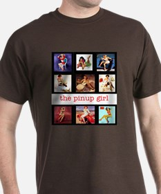 """The Pinup Girl"" T-Shirt"